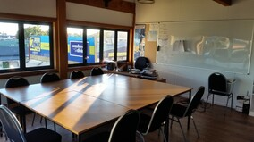 Dive Zone Whitianga classrooms