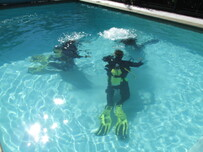 Try Dive / Refresher Dives