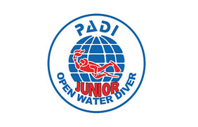 PADI Open Water Junior:  10-15 Year Olds
