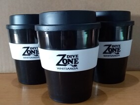 Dive Zone Keep Cup