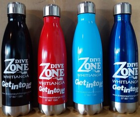 Dive Zone Whitianga Drink Bottles